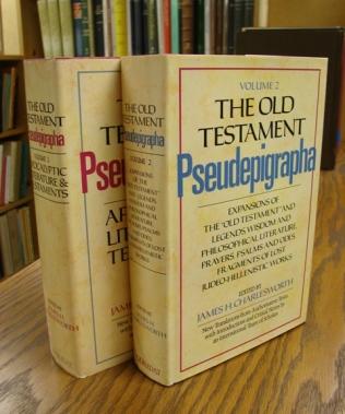 Bilderesultat for pseudepigraphical literature