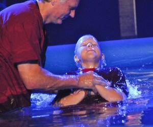 child-baptism